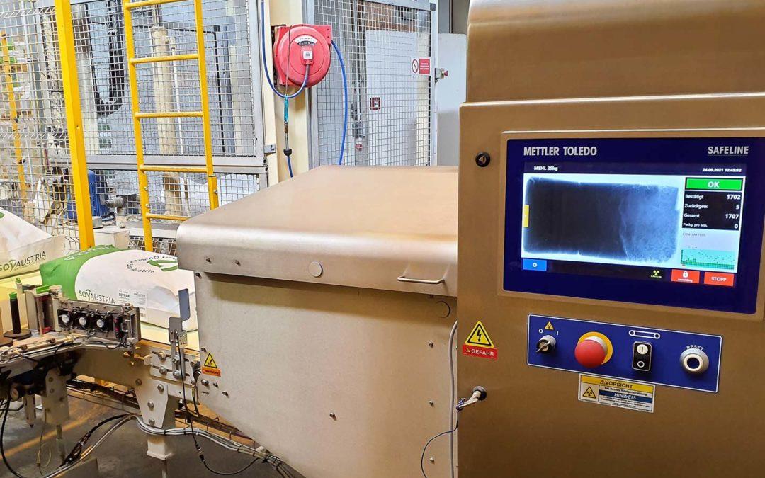 Soy Austria X-Ray Detector